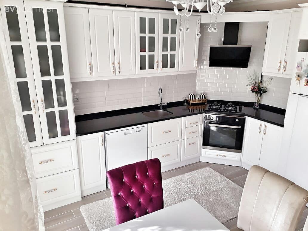 5000+ Mutfak Dolabı Modeli ve Şahane Mutfak Dekorasyonu Örnekleri – 2