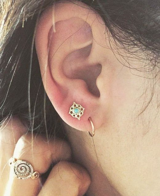 The 10 Coolest Piercing Combos That