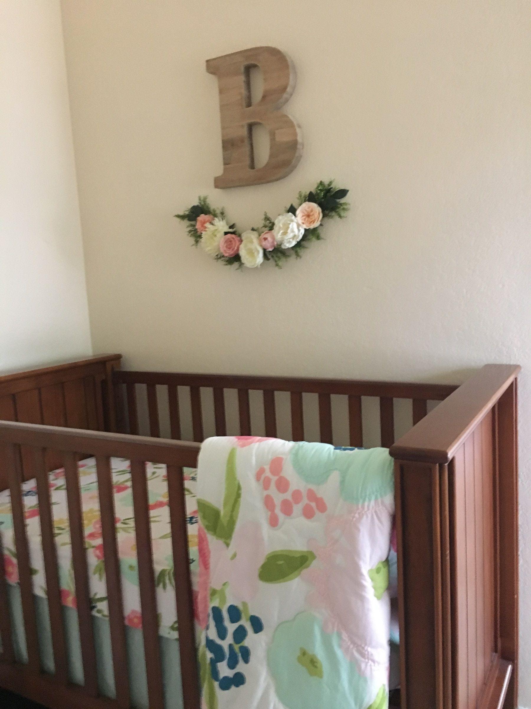 Baby Girl Nursery On A Budget Baby girl nursery room