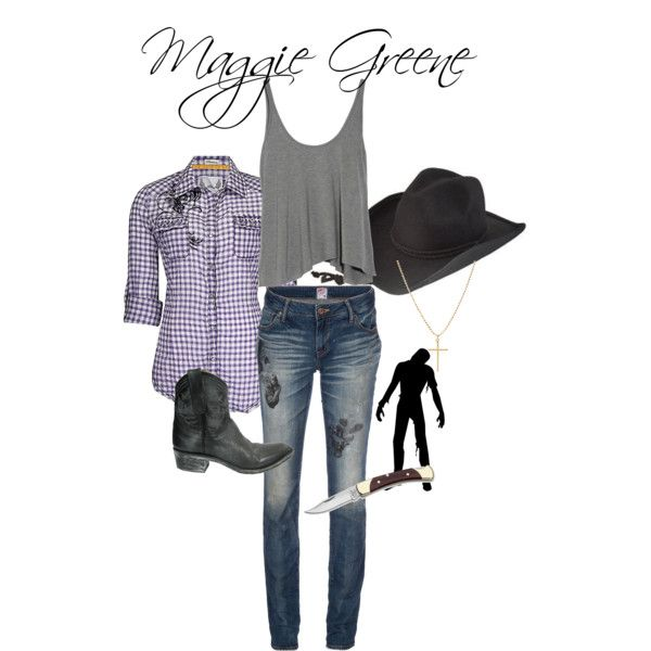 Walking dead Polyvore, Inspired outfits and Clothes - walking dead halloween costume ideas