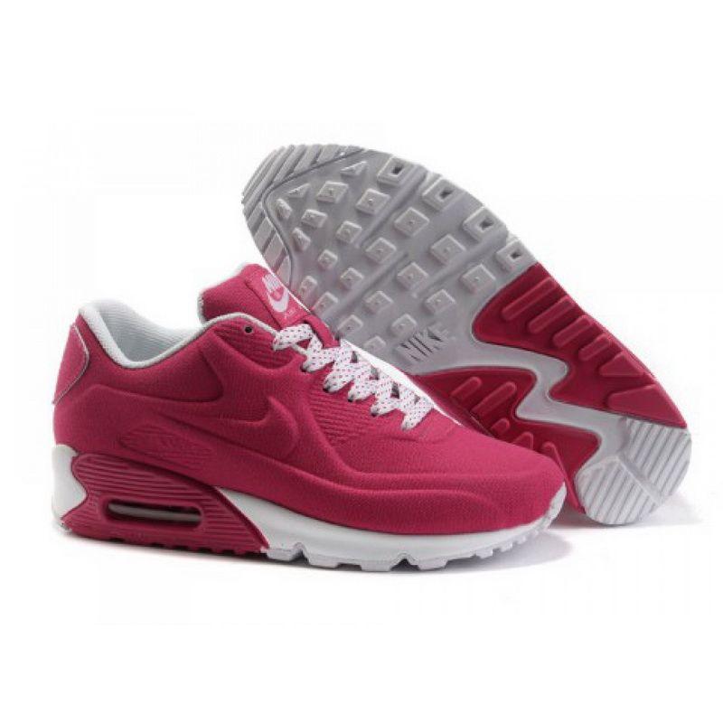 nike air max 90 wmns rosa  bianco dw03030 calci per chics