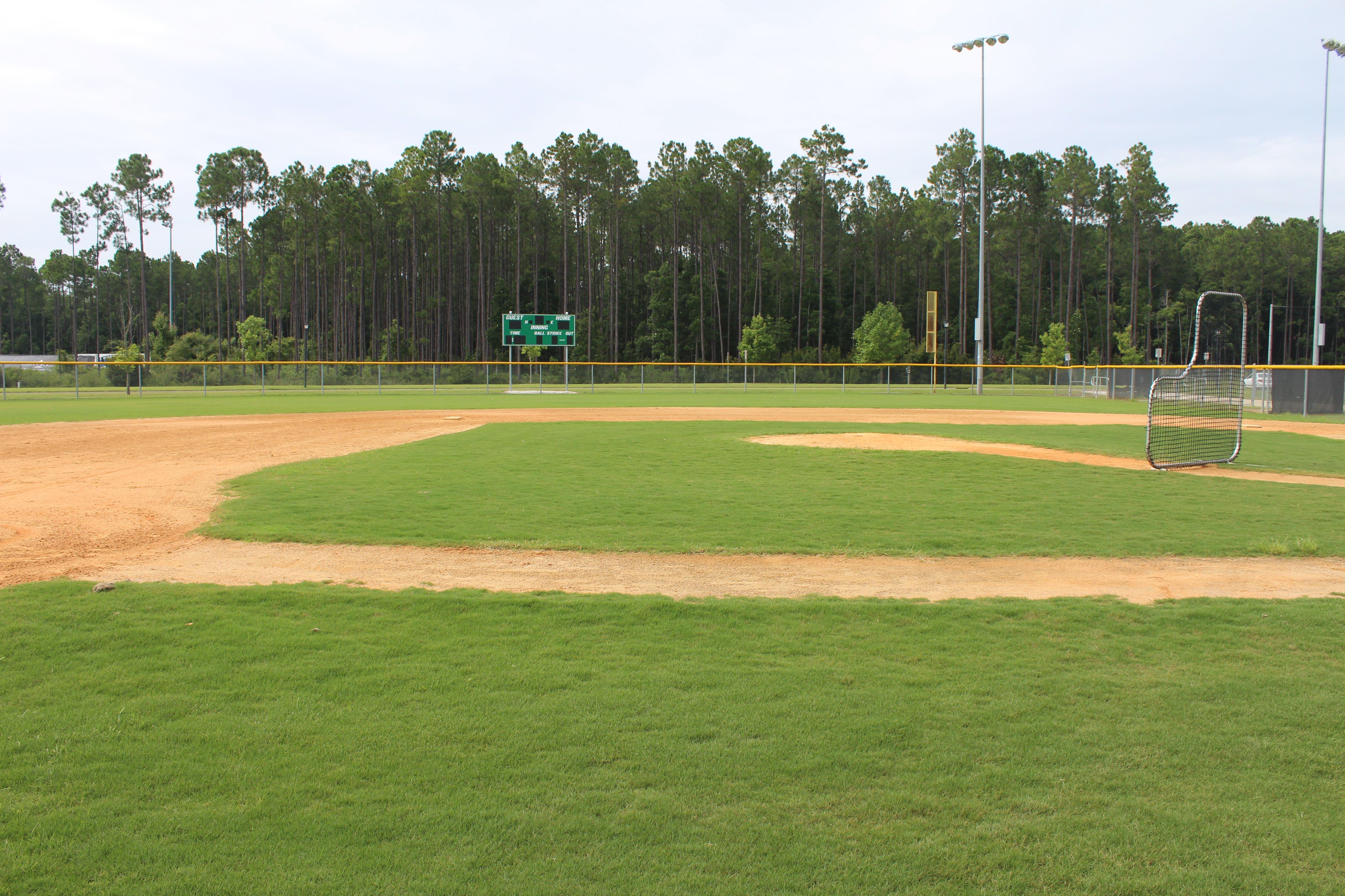 Durbin Crossing Park Baseball Field