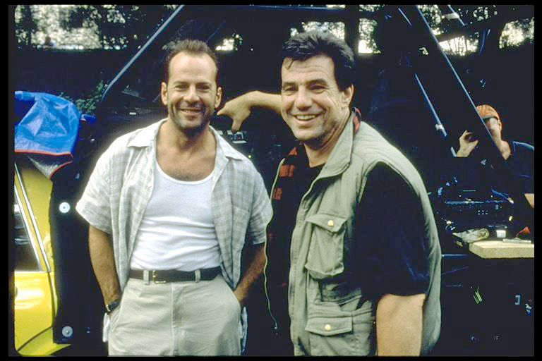 die hard with a vengeance movie cast