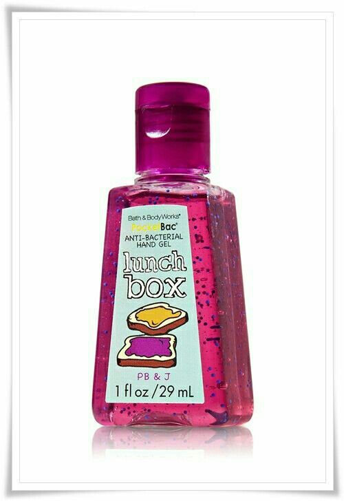 Cinnamon Buns Pocketbac Sanitizing Hand Gel Anti Bacterial