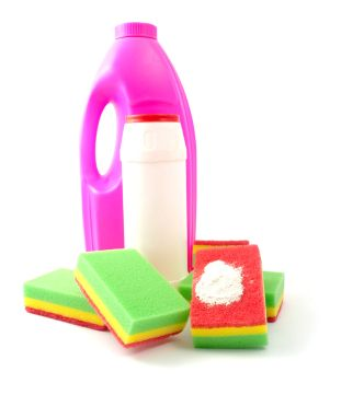 Learn how to mix your own cleaning solutions to save money. Mixing your own solutions is also more environmentally friendly than buying pre-mixed solutions.