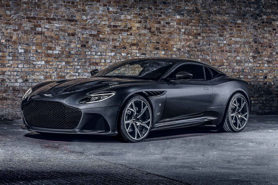 Aston Martin 007 Edition Sports Cars Aston Martin Dbs Superleggera Aston Martin