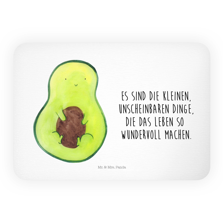 Magnet Avocado mit Kern