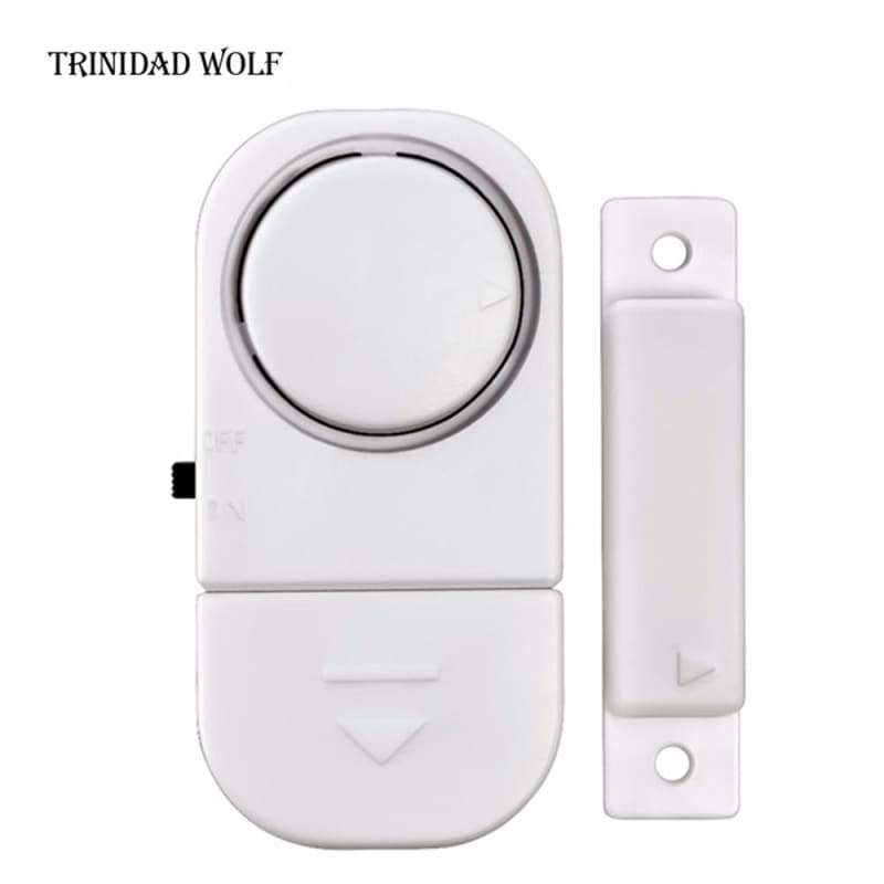 Door And Window Alarm Burglar Alarm Burglar Window Alarms