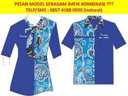 Hasil Gambar Untuk Seragam Batik Sd Seragam Siswa Shirt Style