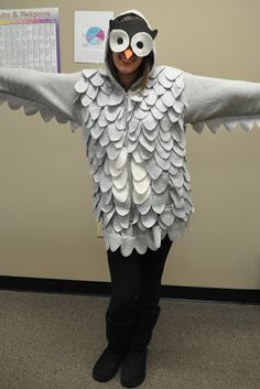 adult owl costume - Google Search
