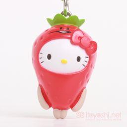 Itoyoshi S Gotochi Kitty Collection No 1646 Nameko Saibai Kit Collaboration Limited Nameko Saibai Kit Hello Kitty Ichigo Nameko Hello Kitt ハローキティー キティ キティちゃん