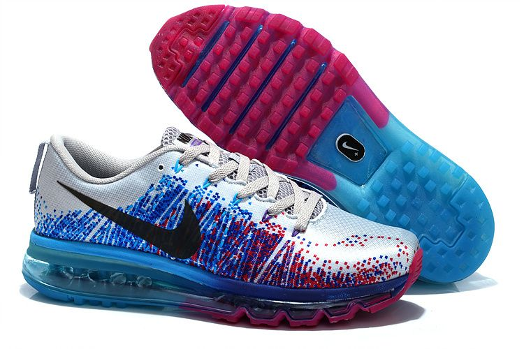 nike montres pour hommes - zapatillas-nike-flyknit-air-max-pink-multicolor-2016-mujer-374401 ...