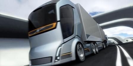 Volvo Vision 2020 Concept Truck Future Car Volvo Trucks Truck Design Trucks