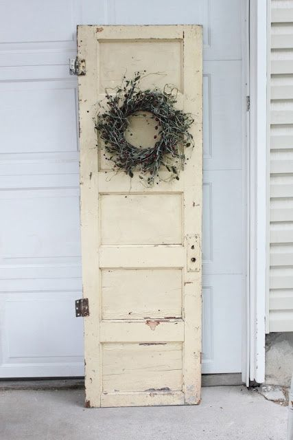 Awesome Decorating Ideas For Old Doors Gallery - Decorating ...