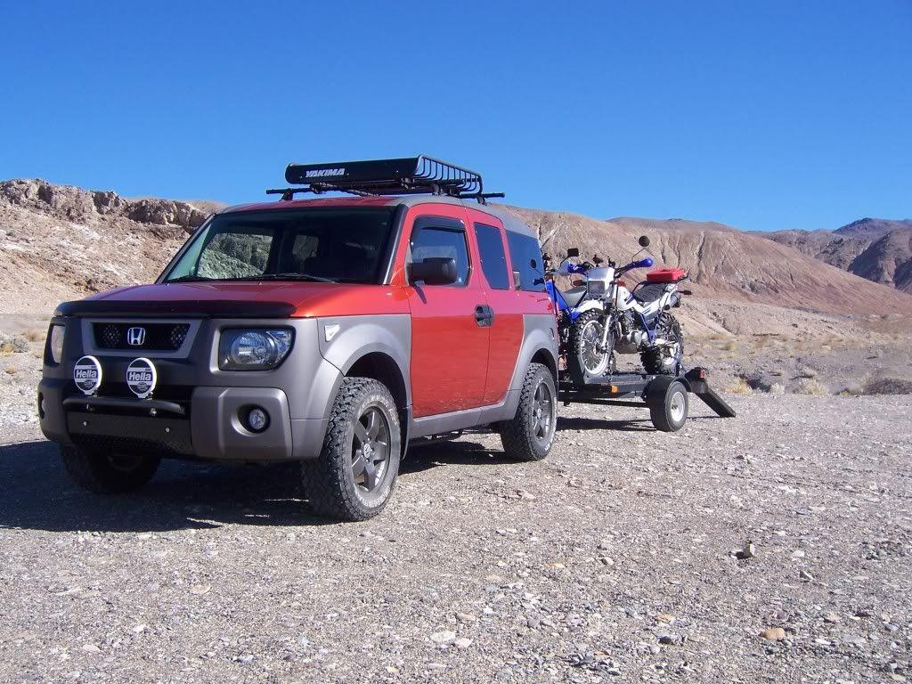 Honda Element One Of A Kind Expedition Portal Cars Pinterest Off Road Bumper Guard For Minivan