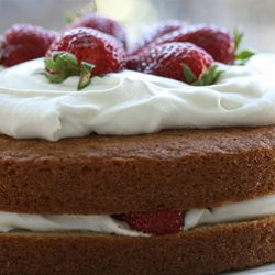 Barefoot Contessa S Strawberry Country Cake