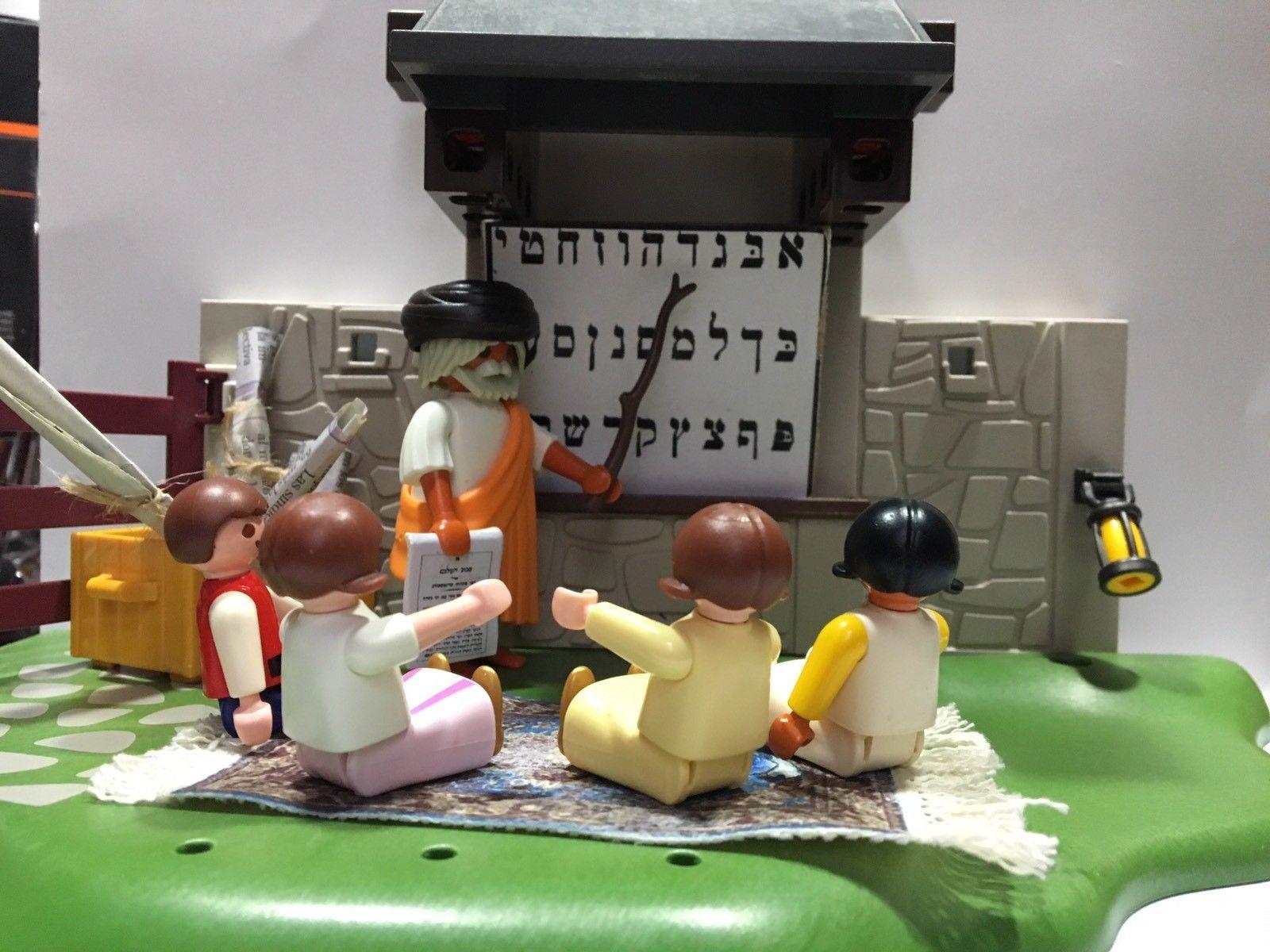 Escuela Hebrea Playmobil Ideas Para Mi Belen Pinterest  # Muebles En Hebreo