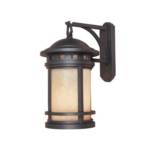ca28e3d7a288 You'll love the Sedona Cast Wall Lantern at Wayfair - Great Deals on all  Lighting products with Free Shipping on most stuff, even the big stuff.