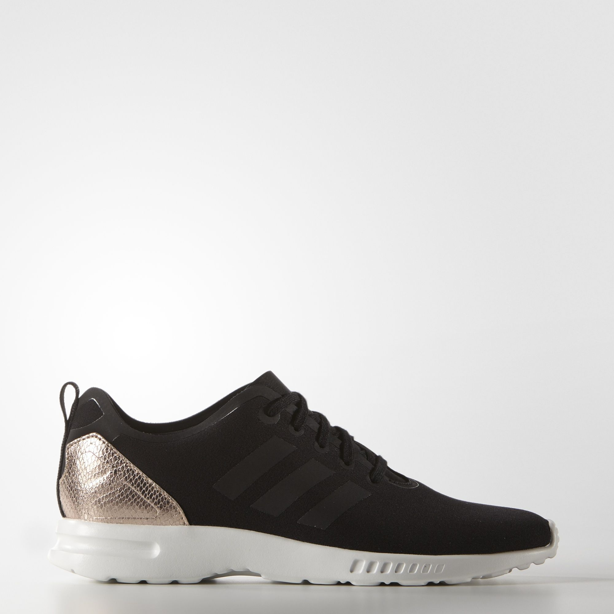 Black · adidas - ZX Flux ADV Smooth Shoes