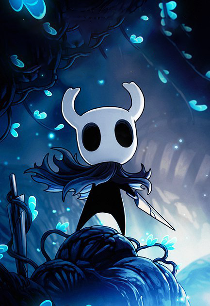 Hollow Knight Wallpaper Hollow Art Anime Knight