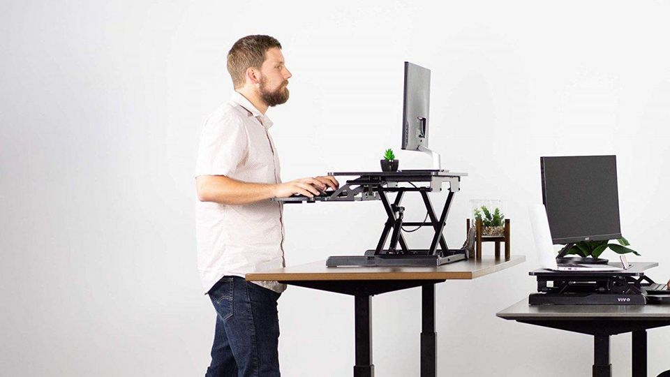 5 Best Standing Desks 2019 Best Standing Desk Desk Work Desk