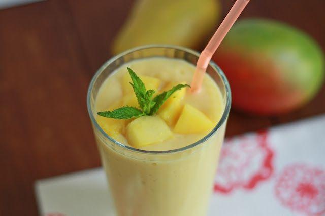 Mango & Honey Smoothie