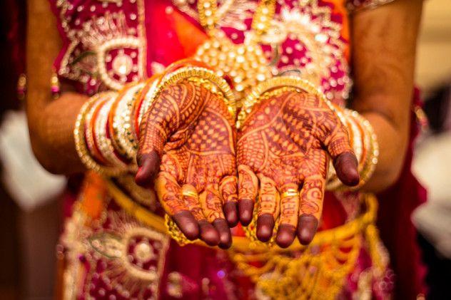 Henna Weddings And The Blackening   Islamic weddings are ...
