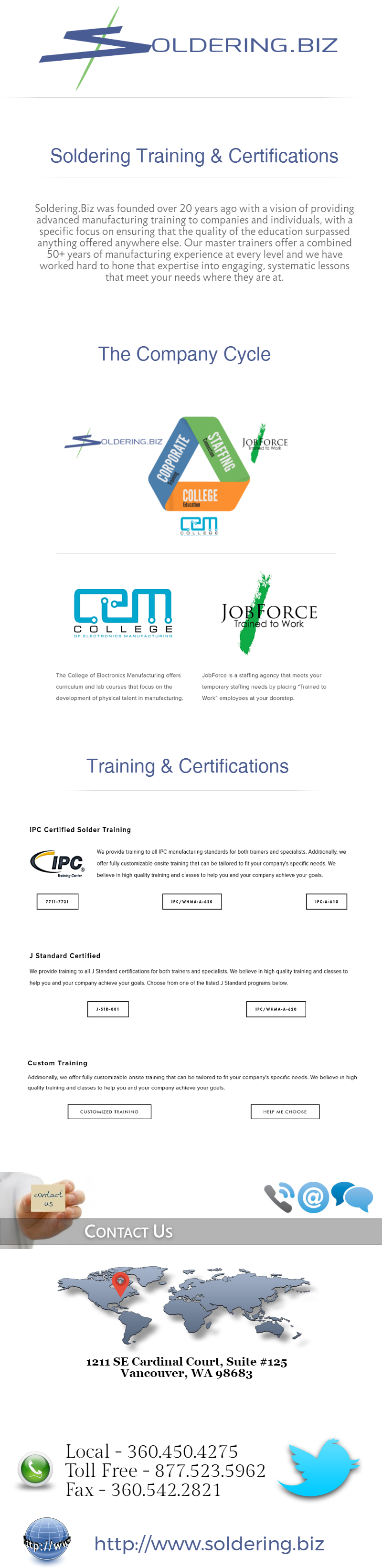 Pin by Soldering Biz on Soldering Training & Certifications