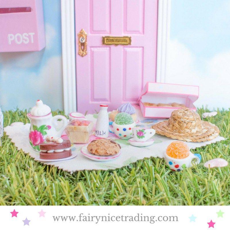 What do Fairies eat? 6 magical ideas for Fairy Food | On the
