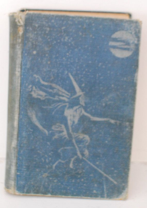 The Blue Fairy Book Andrew Lang 1920 rare copy
