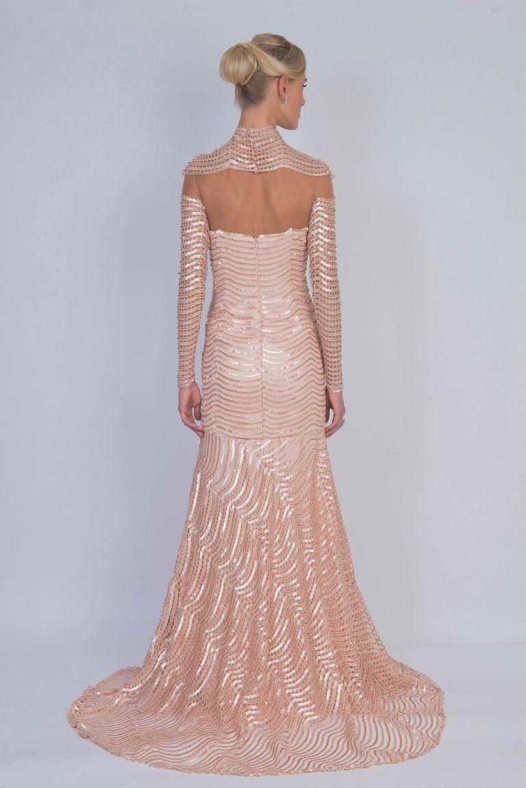 Encantador Vestido De Novia De Jackie Kennedy Modelo - Colección del ...