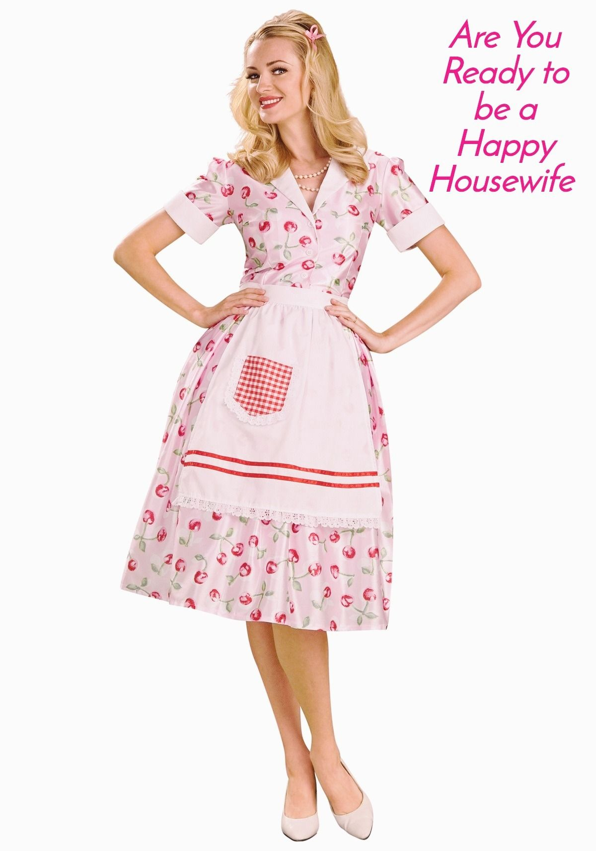 LouiseLonging in 2020 Housewife dress, Housewife costume