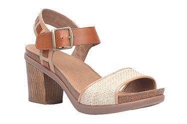 a5fb3878e80 Sandals for the office! Dansko Debby. Dansko Debby Taupe Full Grain-Raffia Dansko  Shoes ...