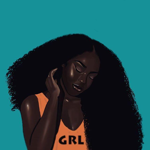 VRNQ #portrait #illustration #drawing #art #artist