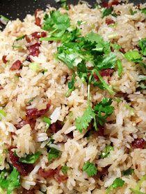 Sam Chao's Recipes: Garlic Fried Rice