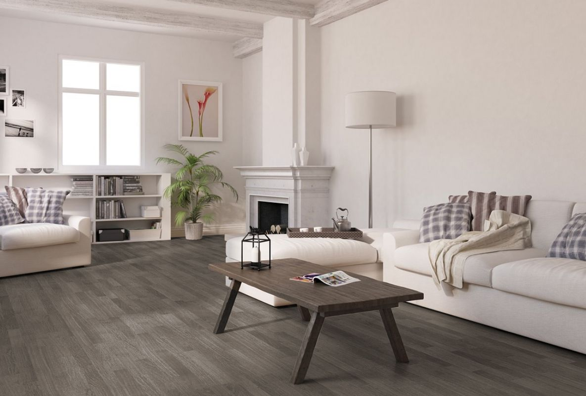 Beautiful Gray Wood Flooring Room Design Part - 7: 25 Best Grey Wooden Floors Images On Pinterest | Grey Flooring, Flooring  Ideas And Gray Floor
