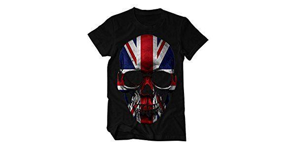 Skull Totenkopf England UK Flagge T-Shirt Herren https://www.amazon.de/dp/B01NCHKS6N/ref=as_li_ss_tl?ie=UTF8&linkCode=sl1&tag=kiofsh-21&linkId=5c72fa4ca8b397bead5eaf8e7d2c53ad