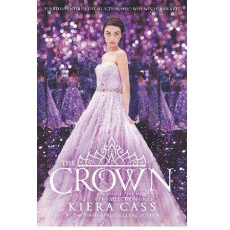 Readerlink Books The Crown Hardcover