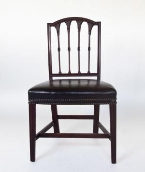 Beautiful Federalist Style Dining Chair