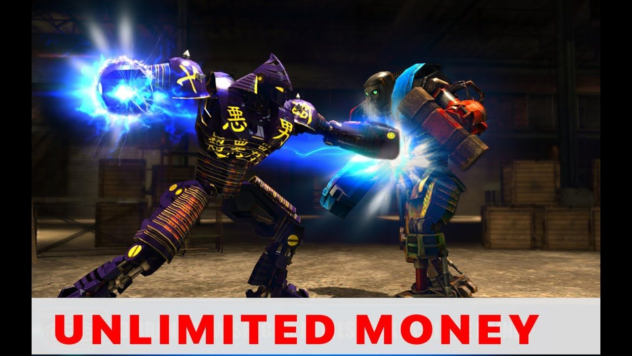 Real Steel World Robot Boxing Mod Apk Unlimited Money 31 31 873