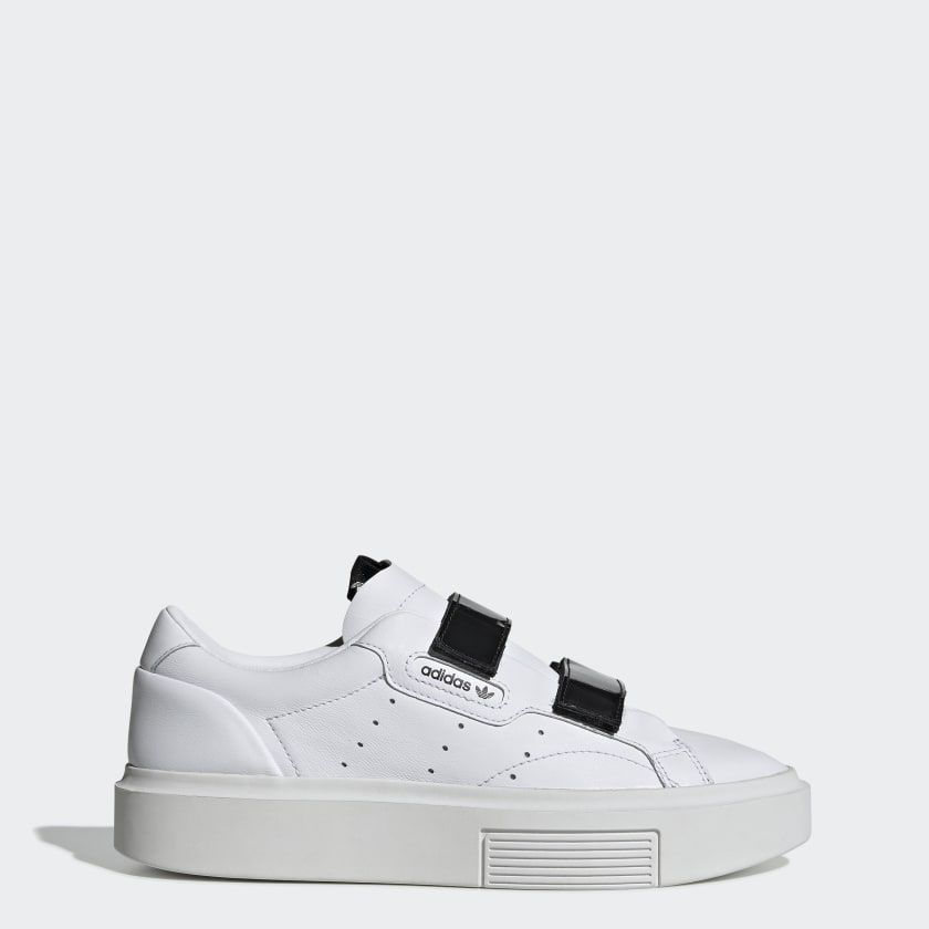Adidas Sleek Super Shoes In 2020 Shoes Adidas Superstar Slip On