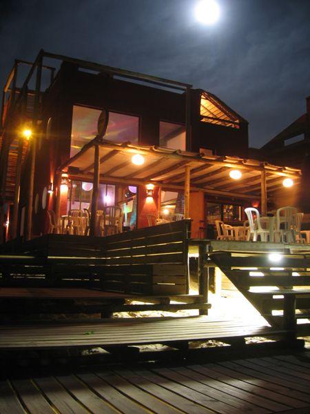 El Diablo Tranquilo in Punta del Diablo, Uruguay. Fantastic hostal, fantastic town.
