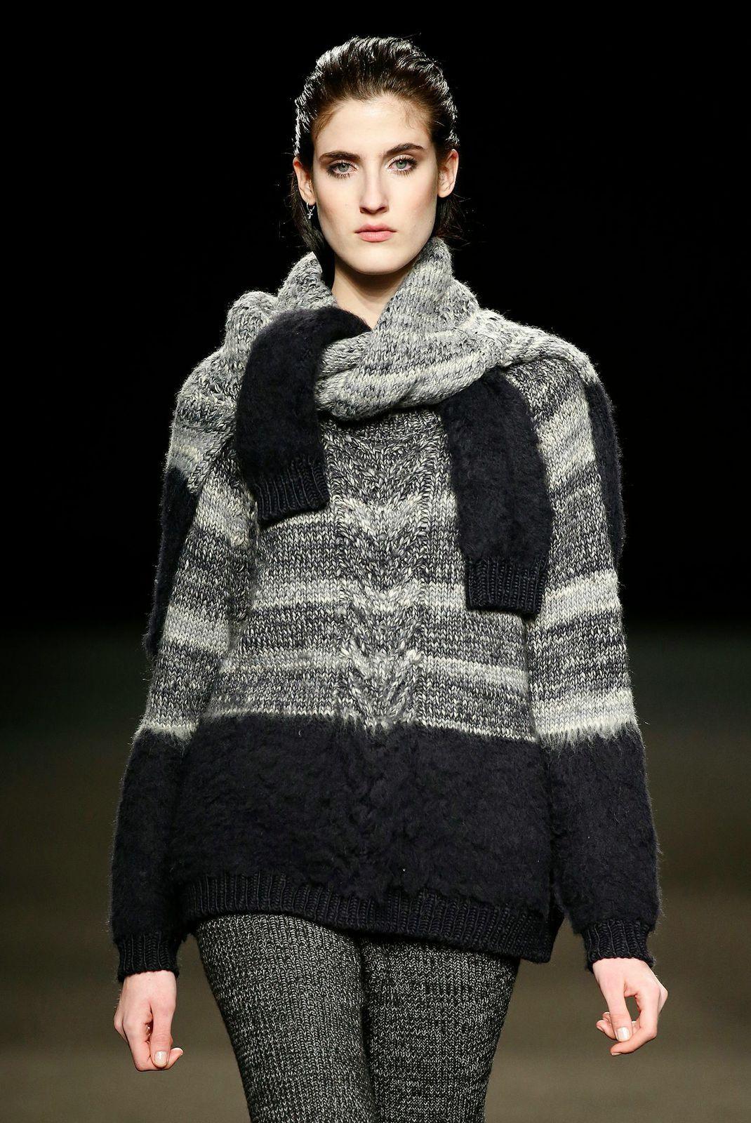 Escorpion Fall/Winter 15-16 080 Barcelona Fashion