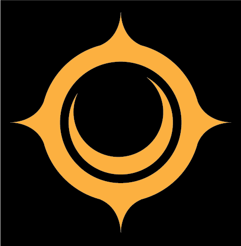 Sun and moon symbol. by dreamingnoctis on DeviantArt