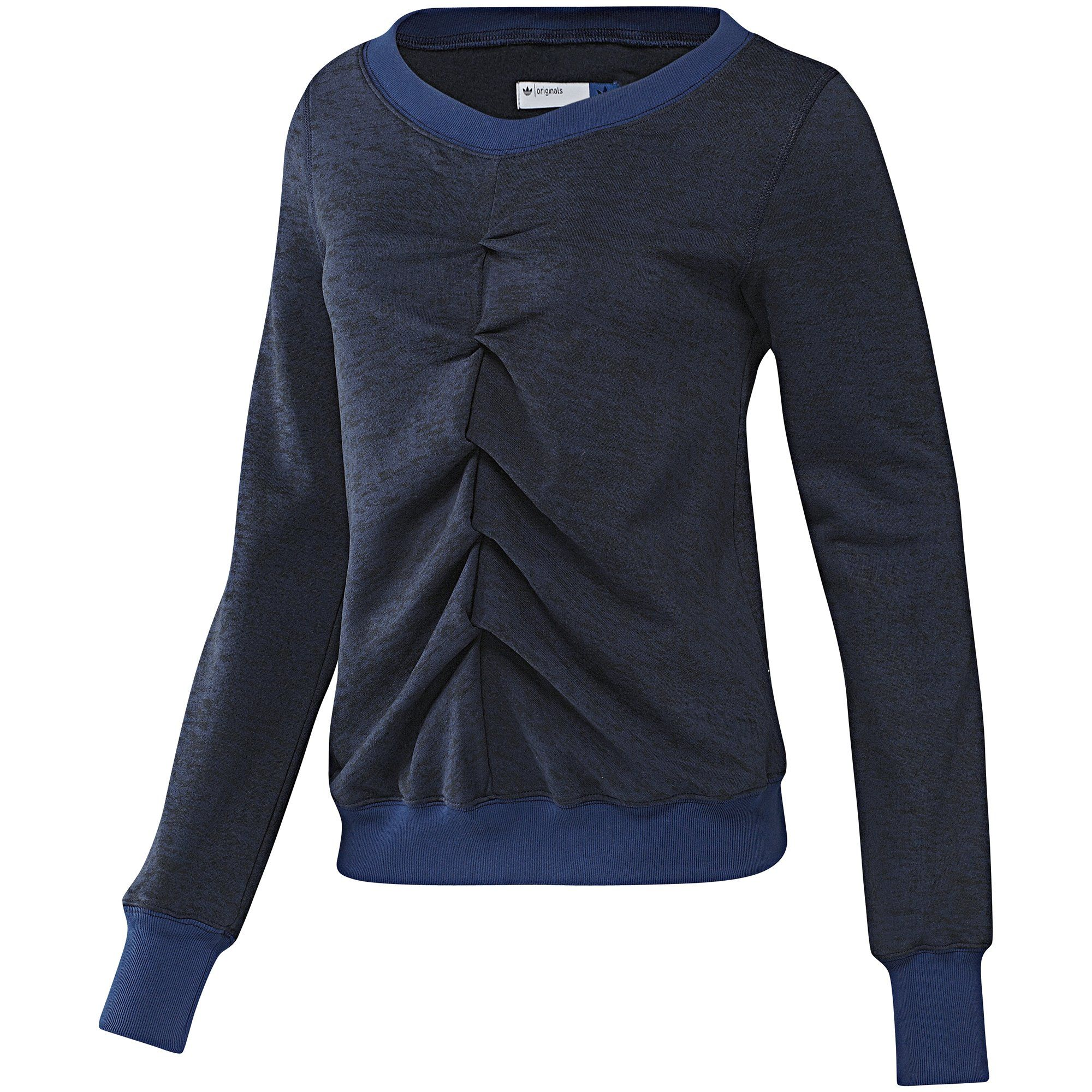 Adidas Originals  Women s Braiding Sweatshirt, marble ink · Adidas WomenSweat  ShirtAdidas ... 38394ce35549