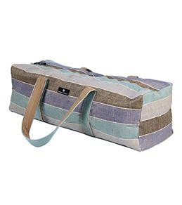 Hugger Mugger Simply Jute Yoga Mat Bag Yogaoutlet My