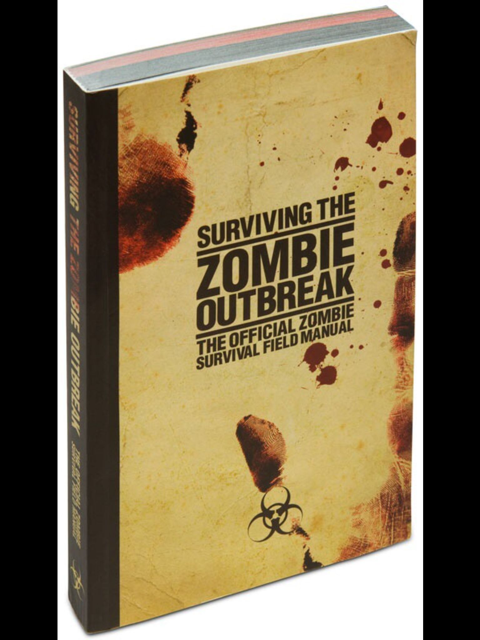The official zombie survival field manual Zombie