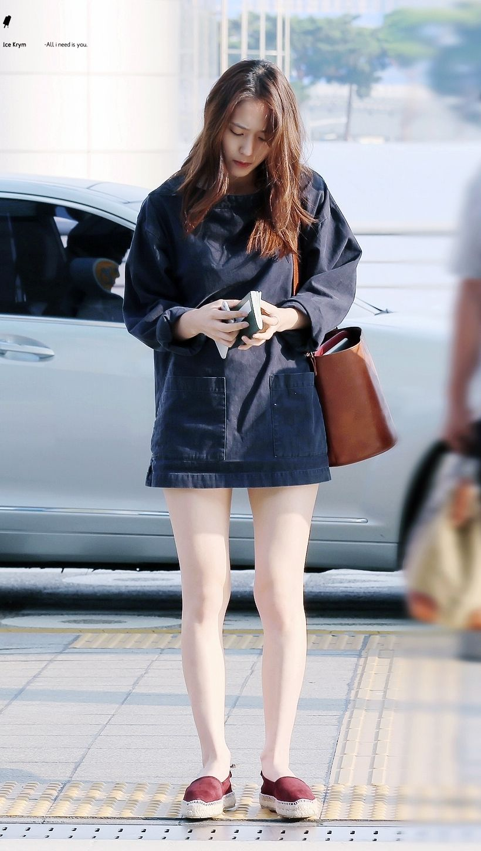 160703 F X Krystal Incheon Airport To Shanghai Jung Style Pinterest Krystal Incheon