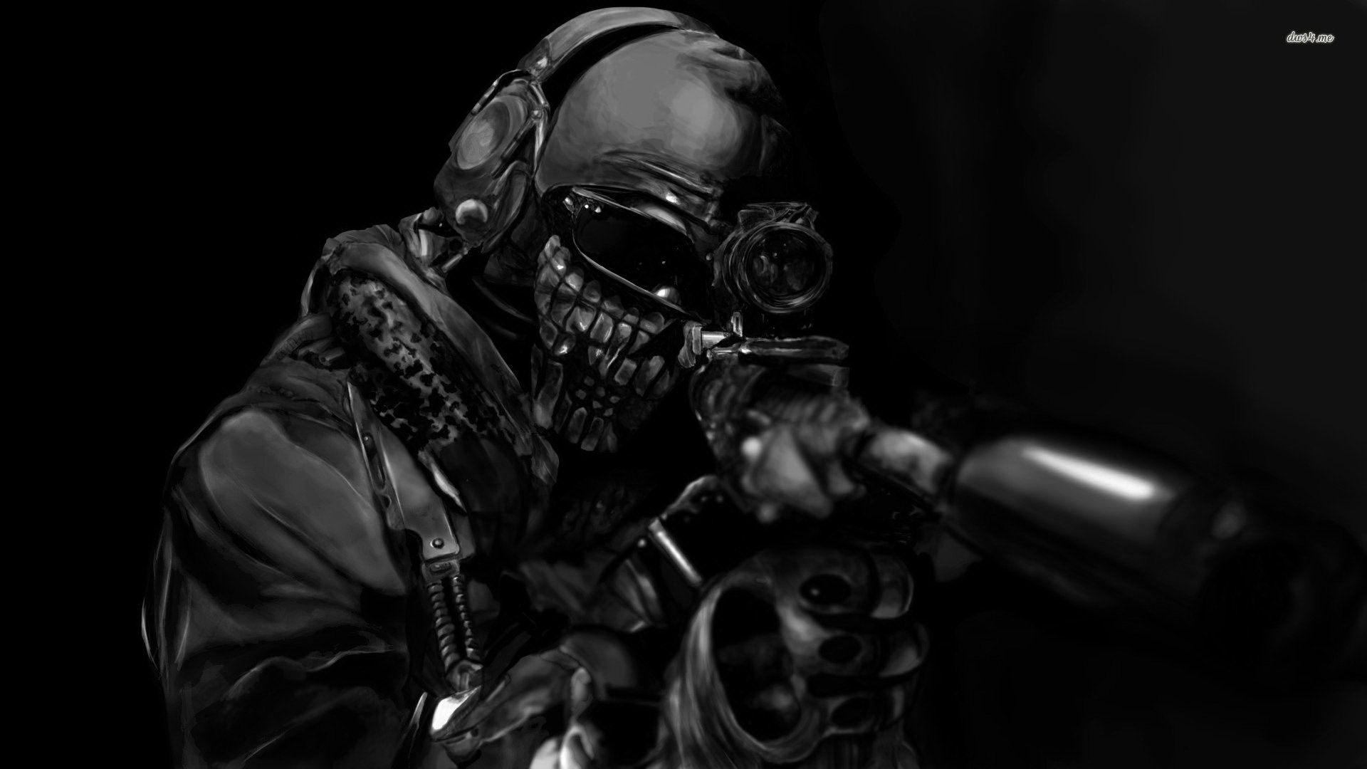 Call Of Duty Ghosts Hd Wallpaper Call Of Duty Ghosts Call Of Duty Black Call Of Duty