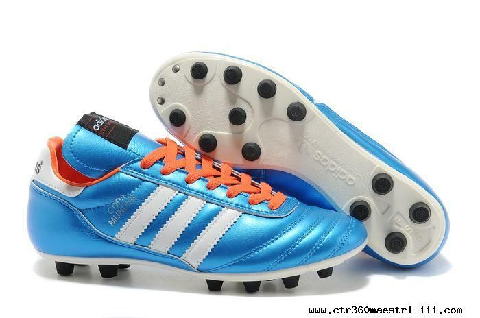 online store df31a 86adb ... coupon code for blue black white 2014 brazil world cup adidas copa  mundial fg football boots